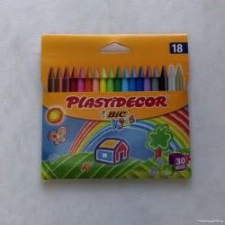 PLASTIDECOR 18UNID