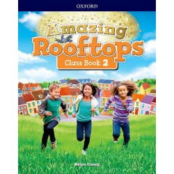 AMAZING ROOFTOPS-CLASS BOOK 2