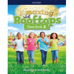 AMAZING ROOFTOPS- CLASS BOOK 3