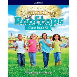 AMAZING ROOFTOPS CLASS BOOK 4