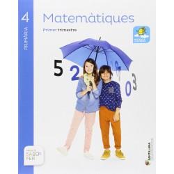 MATEMATIQUES 4-SABER FER