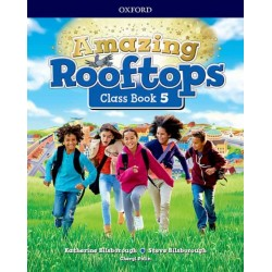 AMAZING ROOFTOPS CLASS BOOK 5