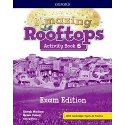 AMAZING ROOFTOPS ACTIVIYBOOK 6