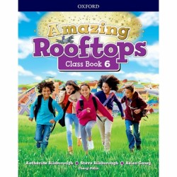 AMAZING ROOFTOPS CLASS BOOK 6