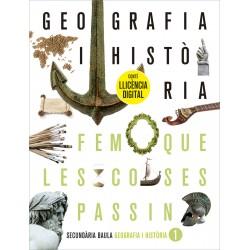 GEOGRAFIA I HISTORIA 1 ESO...